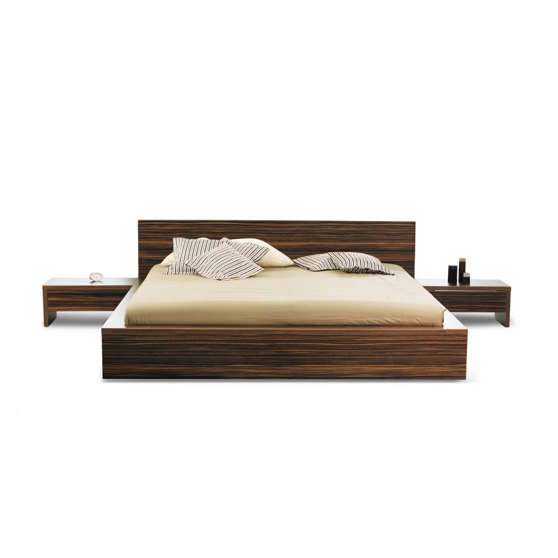 Barcelona Bamboo Platform Bed